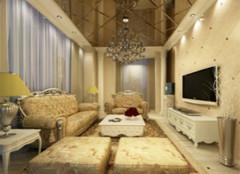 客厅太小,怎么装修才不会有拥挤感?