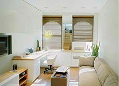 如何将瘦长的客厅变为实用空间?