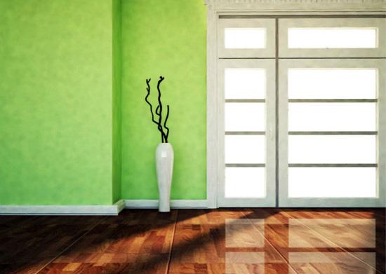 墙面不除尘的后果