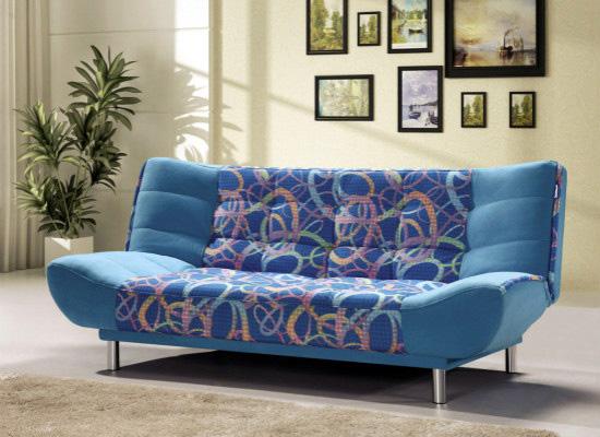 多功能沙发床效果图