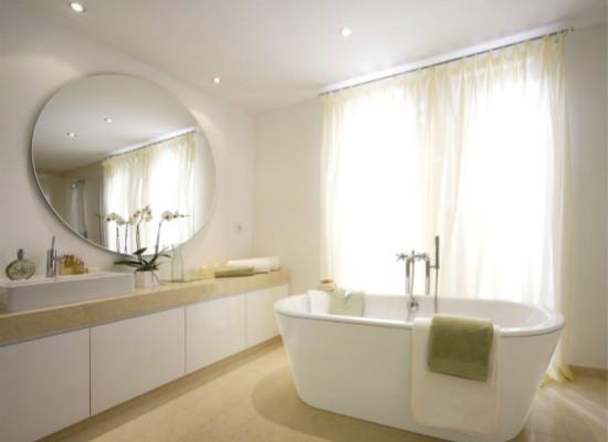 浴室灯具效果图