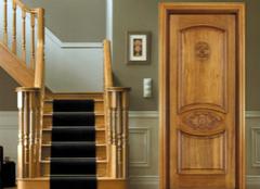 如何挑选到优质的实木门?