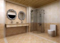 卫生间瓷砖的铺设要点,你都清楚么?