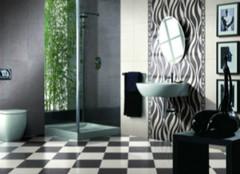 在铺设卫生间瓷砖时,应该注意什么?