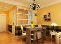 寒冬家居设计的四大色彩