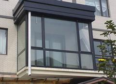 铝合金型材门窗制作和安装方法