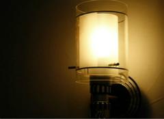 家居壁灯的挑选技巧,你都知道么?