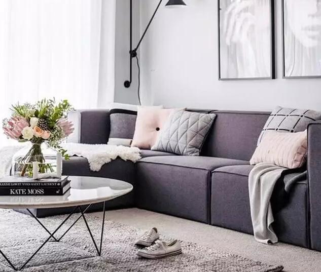 客厅沙发这样搭配