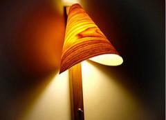 不同空间应该如何选择家居壁灯?