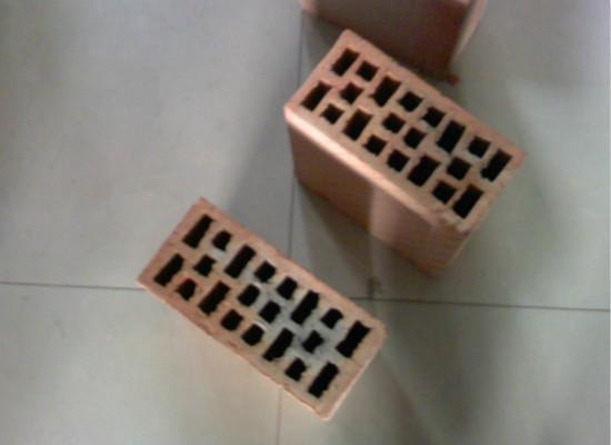 空心砖效果图