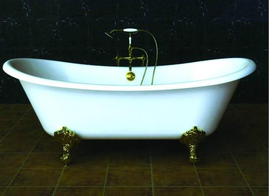 双人浴缸效果图