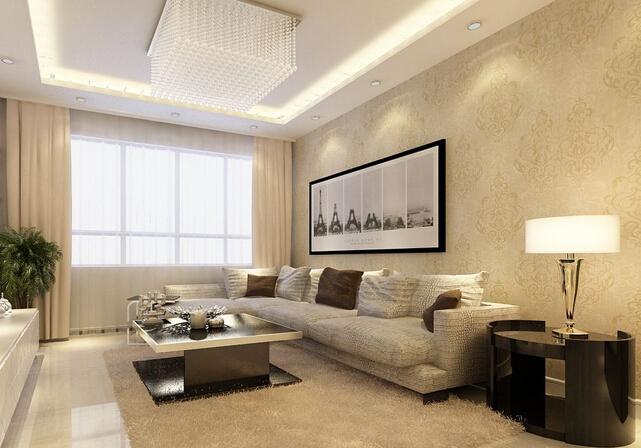 客厅装修效果图欣赏
