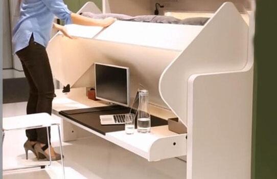 小户型卧室家居布置