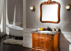 安装浴室柜的方法有哪些?