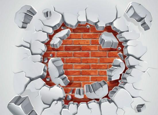 粘土砖效果图