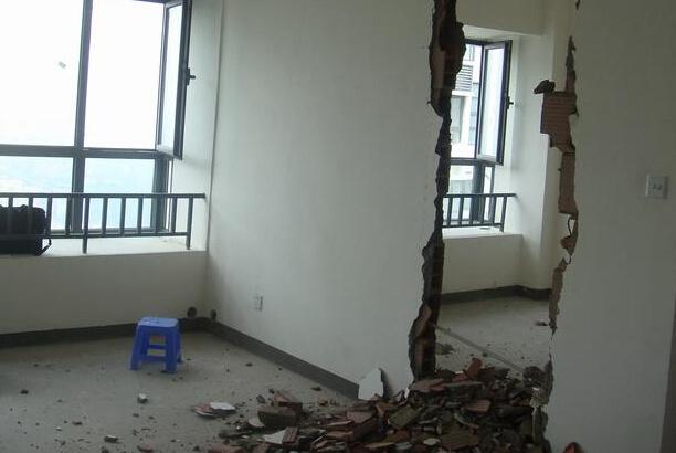 新房装修承重墙拆改