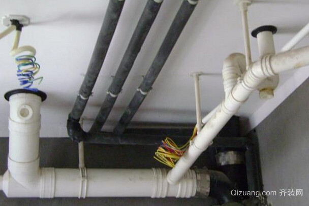 电路接线不正规