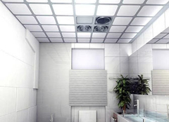 浴室安装暖风机应该注意哪些问题