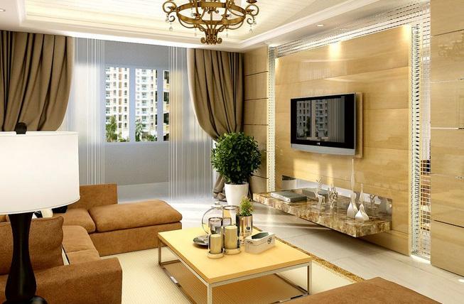 小户型的客厅装修应该怎么做才