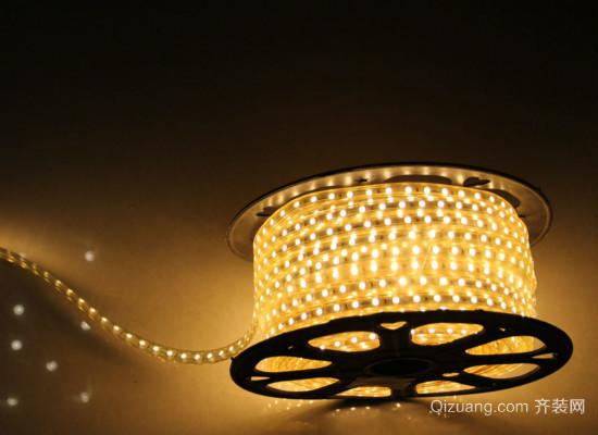 led灯带效果图