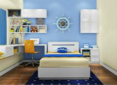 儿童房的颜色搭配,你学会了么?