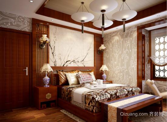 卧室灯具效果图