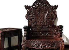 怎么鉴别红木家具的价值 大师给你指点一二