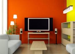 家居装饰之色彩搭配的技巧
