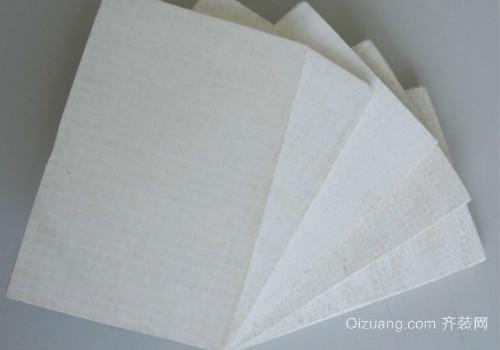 纸面石膏板效果图