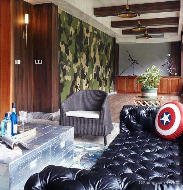 别墅沙发装修效果图