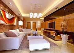 小客厅怎么装修更显大?