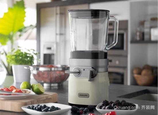 家用榨汁机效果图