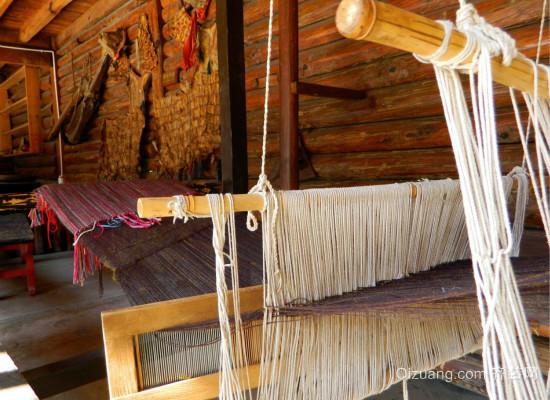 织布机效果图