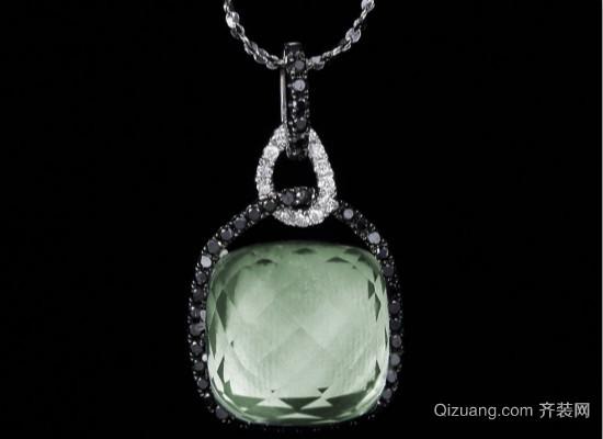 绿水晶效果图