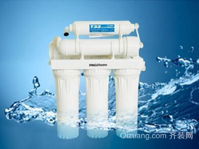 家庭净水处理装置