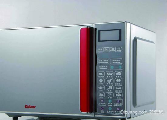 电烤箱和微波炉的区别
