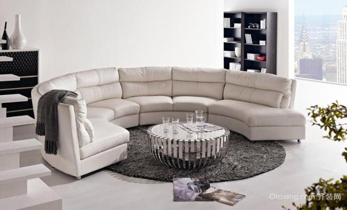 沙发实物图