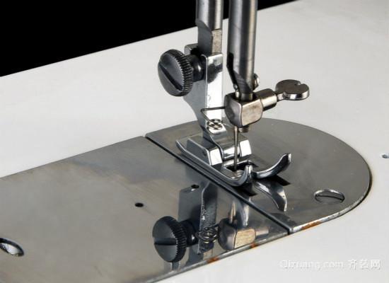 缝纫机跳线