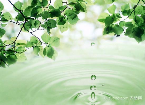 装修水处理方案