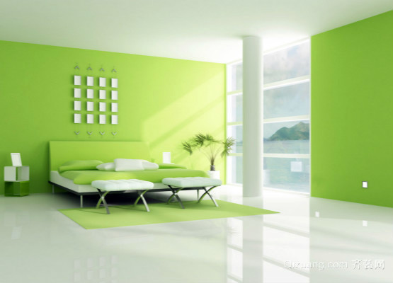 绿色家居效果图