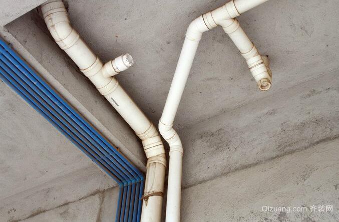 下水管道安装示例图