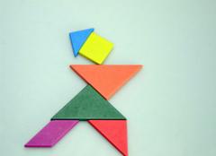 七巧板中的正方形拼法有哪些?