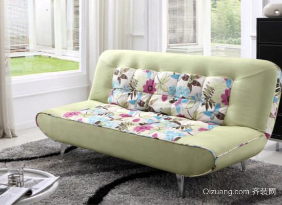 折叠沙发效果图