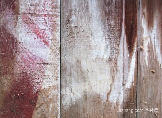 木质漆效果图