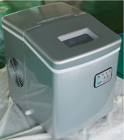 家用制冰机效果图