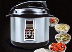 你知道怎么用电压力锅来烹饪食谱上的美味吗?