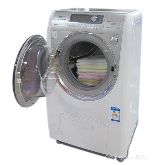 洗衣机效果图