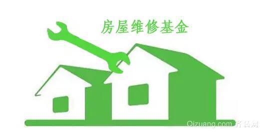 房屋维修基金漫画