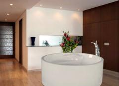 挑选圆形浴缸的窍门,你都掌握了么?