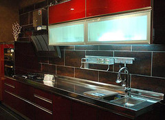 橱柜台面宽度一般多少?如何选择橱柜台面宽度?